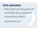 Yacht Automation KNX®