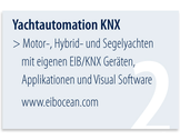 Yachtautomation KNX®